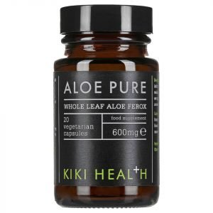 Kiki Health Aloe Pure Tablets 20 Capsules