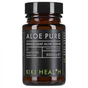 Kiki Health Aloe Pure Tablets 20 Capsules