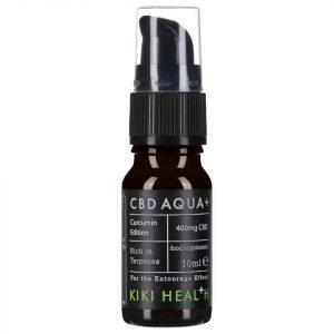 Kiki Health Cbd Aqua + With Additional Curcumin 10 Ml