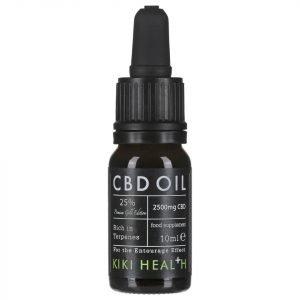 Kiki Health Cbd Oil 25% 10 Ml Gold Edition