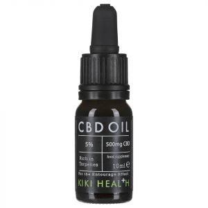 Kiki Health Cbd Oil 5% 10 Ml