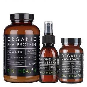 Kiki Health Fitness And Energy Bundle