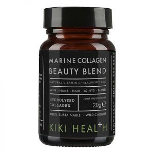 Kiki Health Marine Collagen Beauty Blend Powder 20 G