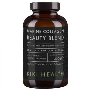 Kiki Health Marine Collagen Beauty Blend Powder 200 G