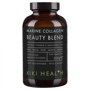 Kiki Health Marine Collagen Beauty Blend Powder 200 G