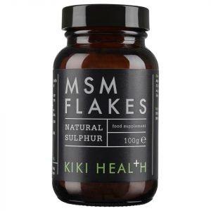 Kiki Health Msm Flakes 100 G