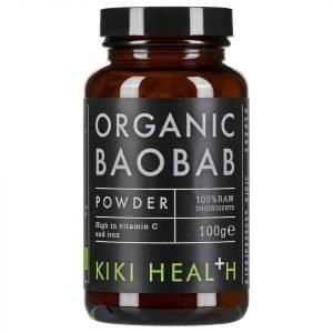 Kiki Health Organic Baobab Powder 100 G