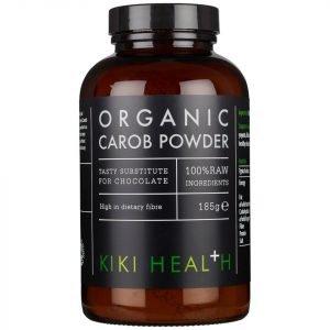 Kiki Health Organic Carob Powder 185 G
