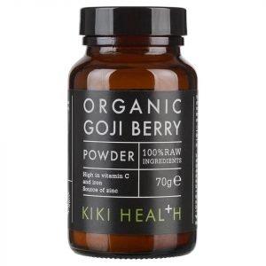 Kiki Health Organic Goji Berry Powder 70 G