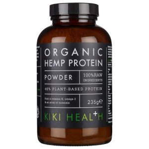Kiki Health Organic Hemp Protein Powder 235 G