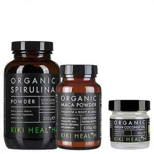 Kiki Health Organic Metabolism Management Bundle