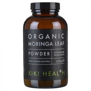 Kiki Health Organic Moringa Leaf Powder 100 G