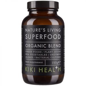 Kiki Health Organic Nature's Living Superfood 150 G