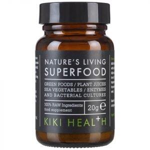 Kiki Health Organic Nature's Living Superfood 20 G