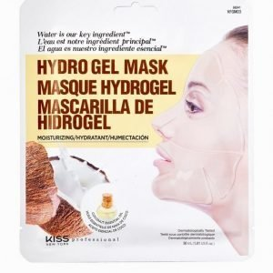 Kiss Professional New York Moisturizing Coconut Gel Mask Kasvonaamio