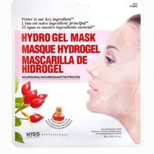 Kiss Professional New York Nourishing Rosehip Gel Mask Kasvonaamio