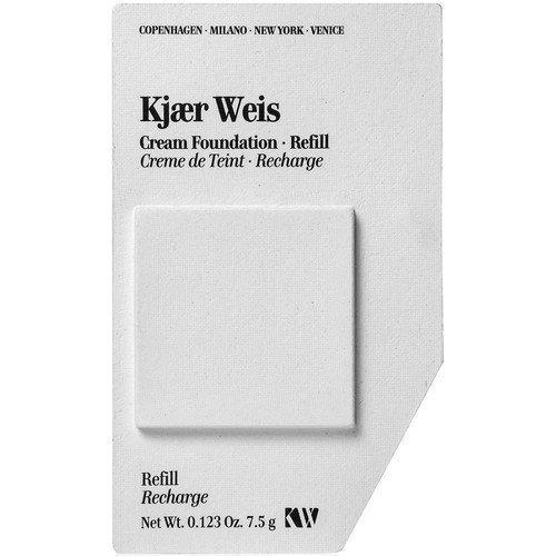 Kjaer Weis Compact Foundation Refill Like Porcelain
