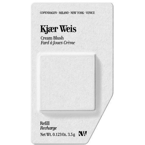 Kjaer Weis Cream Blush Refill Joyful