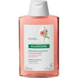 Klorane Peony Shampoo 6.7oz