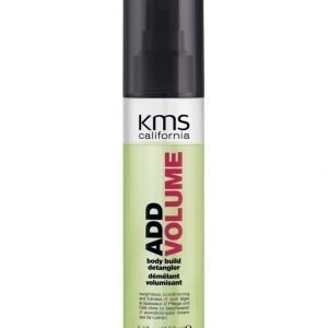 Kms California Addvolume Body Build Detangler Hoitosuihke 150 ml