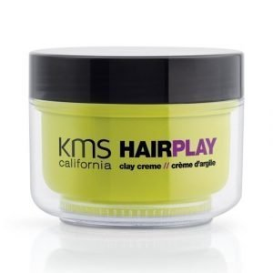 Kms California Hairplay Clay Creme Mattavaha 125 ml