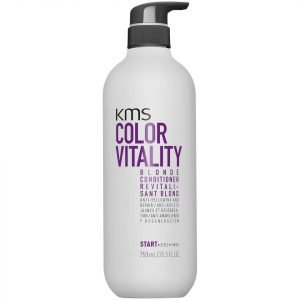Kms Color Vitality Blonde Conditioner 750 Ml