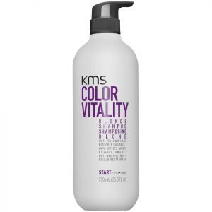 Kms Color Vitality Blonde Shampoo 750 Ml