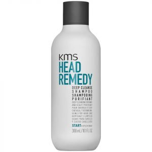 Kms Head Remedy Deep Cleanse Shampoo 300 Ml