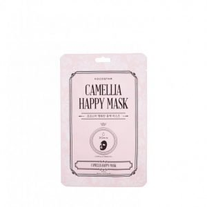 Kocostar Camellia Happy Mask Kasvonaamio