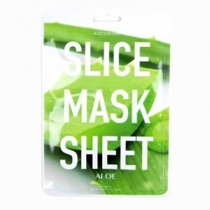 Kocostar Korean Slice Mask Sheet Kasvohoito Aloe