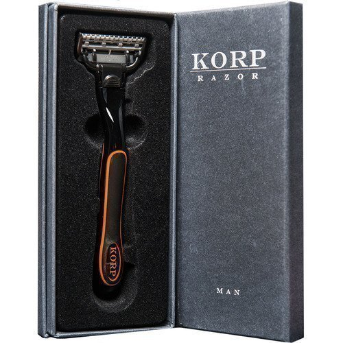 Korp Razor Razorhandle Black Man