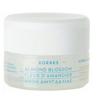 Korres Almond Cream Long Lasting Hydration 40 Ml Päivävoide