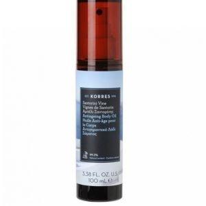 Korres Body Oil Santorini Vine 100ml Vartalovoide