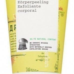 Korres Body Scrub Basil Lemon 150 ml