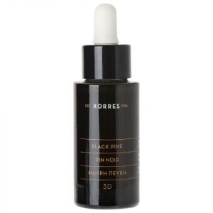 Korres Natural 3d Black Pine Firming And Lifting Active Oil 30 Ml