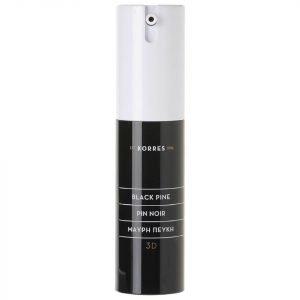 Korres Natural 3d Black Pine Lifting And Firming Eye Cream 15 Ml
