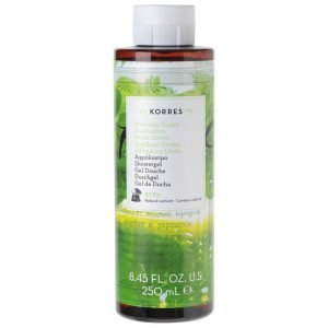 Korres Natural Basil Lemon Shower Gel 250 Ml