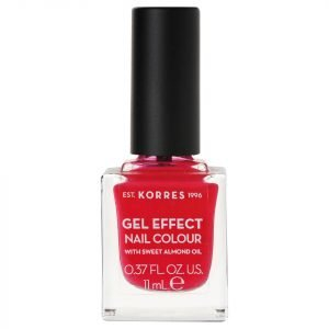 Korres Natural Gel Effect Nail Colour Watermelon 11 Ml