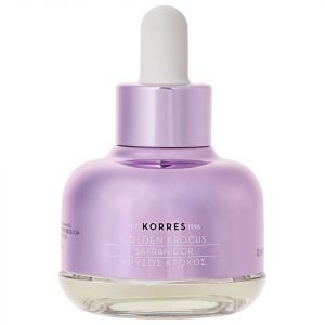 Korres Natural Golden Krocus Ageless Saffron Eye Elixir 18 Ml