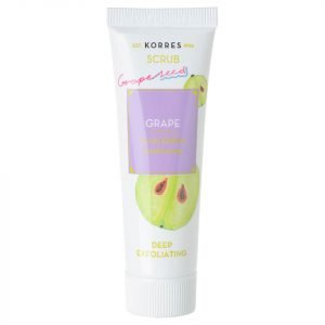 Korres Natural Grape Deep Exfoliating Scrub 18 Ml