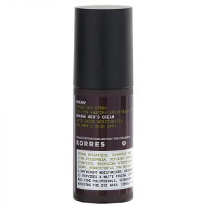 Korres Natural Men's Borage Anti-Shine Moisturiser Cream 50 Ml