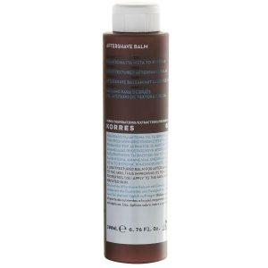 Korres Natural Men's Ginseng And Marigold After Shave Cream 200 Ml