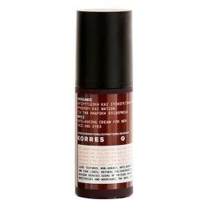 Korres Natural Men's Maple Anti-Ageing Day Cream 50 Ml