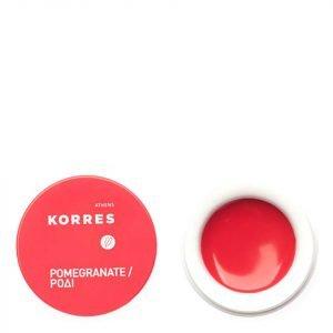 Korres Natural Pomegranate Lip Butter 6 G