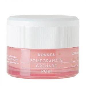 Korres Natural Pomegranate Pore Minimising Cream Gel For Oily / Combination Skin 40 Ml