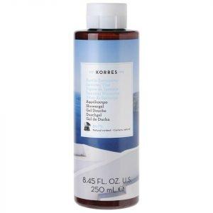 Korres Natural Santorini Vine Shower Gel 250 Ml