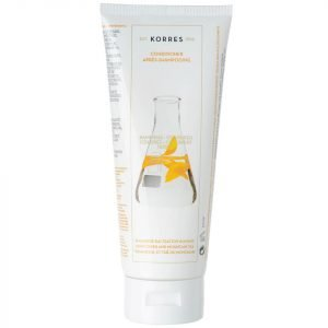 Korres Natural Sunflower And Mountain Tea Conditioner For Coloured Hair 200 Ml