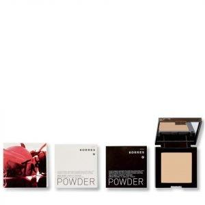 Korres Natural Wild Rose Brightening Compact Powder Various Shades Wrp2