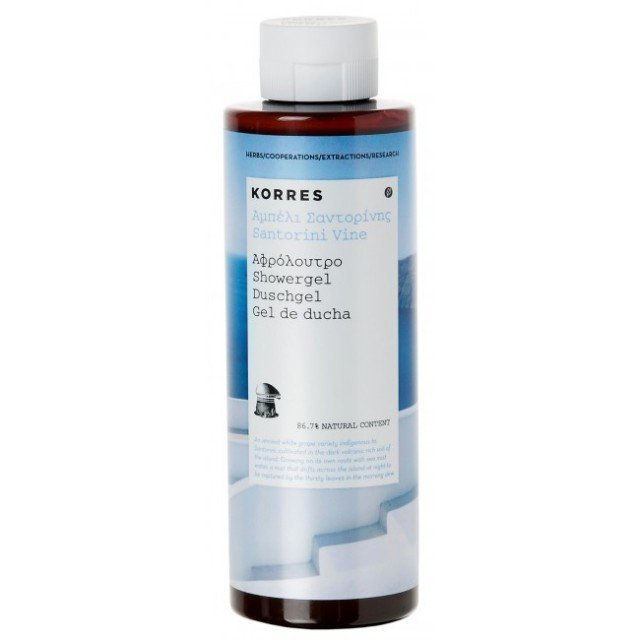 Korres Showergel Santorini 250 ml