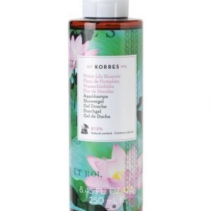 Korres Water Lily Blossom Suihkugeeli 250 ml